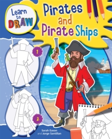 Learn to Draw: Pirates, Hardback Book