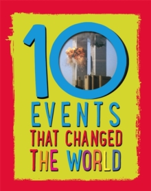 10: Events That Changed the World, Hardback Book