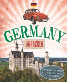 Unpacked: Germany, Paperback / softback Book
