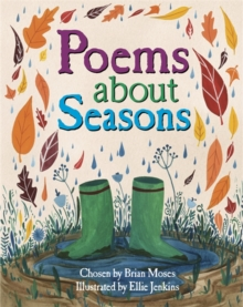 Poems About: Seasons, Paperback Book
