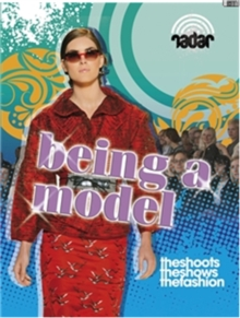 Radar: Top Jobs: Being a Model, Paperback / softback Book