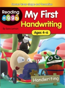 Reading Eggs: My First Handwriting, Paperback / softback Book