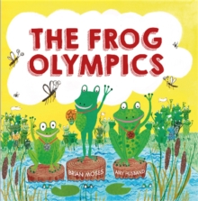 The Frog Olympics, Paperback Book