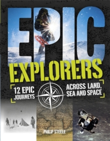 Epic!: Explorers, Paperback / softback Book