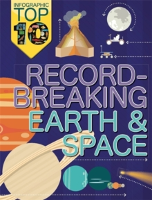 Record-Breaking Earth and Space, Paperback Book