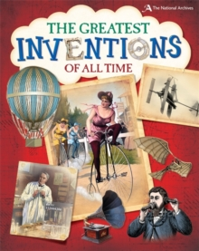 Greatest Inventions of All Time, Paperback Book