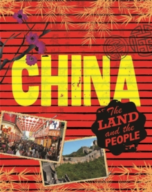 The Land and the People: China, Paperback Book