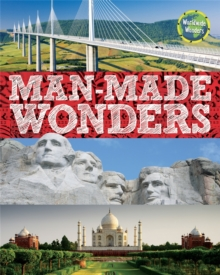 Worldwide Wonders: Manmade Wonders, Hardback Book