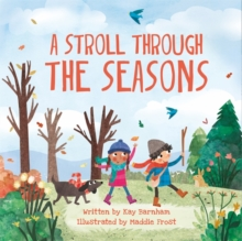 Look and Wonder: A Stroll Through the Seasons, Hardback Book