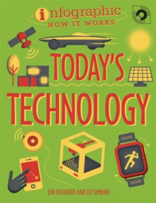 Infographic: How It Works: Today's Technology, Paperback / softback Book