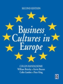 Business Cultures in Europe, Paperback / softback Book
