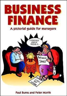 Business Finance : A Pictorial Guide for Managers, Paperback Book