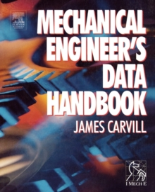 Mechanical Engineer's Data Handbook, Paperback Book