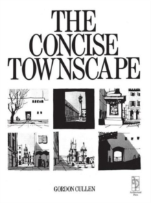 Concise Townscape, Paperback Book
