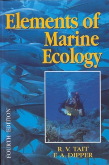 Elements of Marine Ecology, Paperback Book