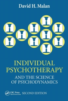 Individual Psychotherapy and the Science of Psychodynamics, 2Ed, Paperback Book
