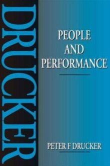 People and Performance, Paperback / softback Book
