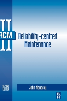 Reliability-Centered Maintenance, Hardback Book