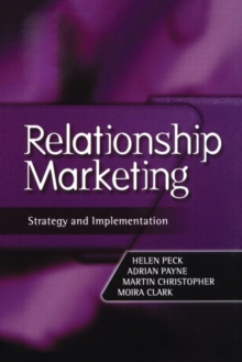 Relationship Marketing : Text and Cases, Hardback Book