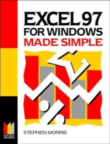Excel 97 for Windows Made Simple, Paperback Book