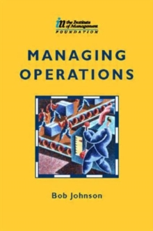 Managing Operations, Paperback Book