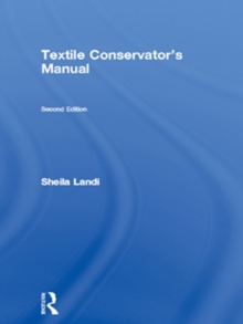 Textile Conservator's Manual, Paperback / softback Book