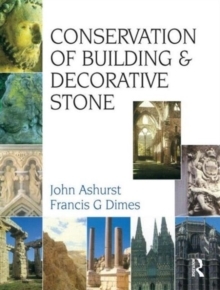 Conservation of Building and Decorative Stone, Paperback Book