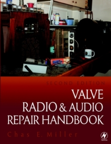 Valve Radio and Audio Repair Handbook, Paperback Book