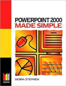 Powerpoint 2000 Made Simple, Paperback Book