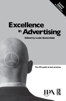 Excellence in Advertising, Paperback / softback Book
