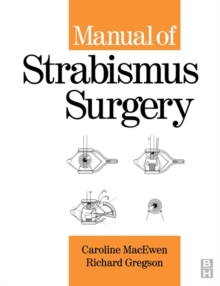 Manual of Strabismus Surgery, Paperback / softback Book