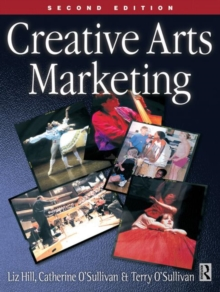 Creative Arts Marketing, Paperback Book