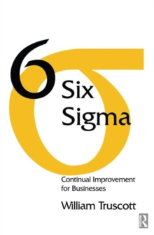 Six Sigma, Paperback / softback Book