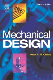 Mechanical Design, Paperback Book