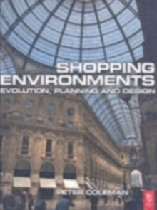 Shopping Environments, Hardback Book