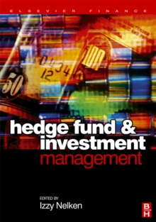 Hedge Fund Investment Management, Hardback Book