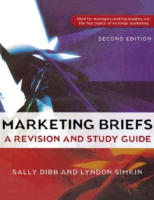 Marketing Briefs, Paperback / softback Book