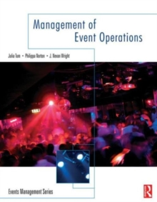 Management of Event Operations, Paperback Book