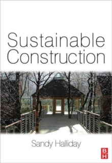 Sustainable Construction, Paperback Book