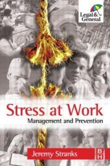 Stress at Work, Paperback Book