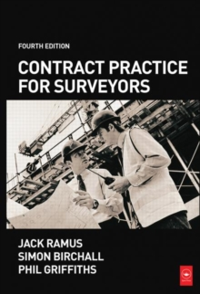 Contract Practice for Surveyors, Paperback / softback Book