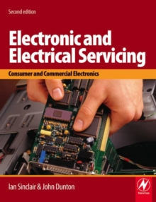 Electronic and Electrical Servicing - Level 3, 2nd ed, Paperback / softback Book