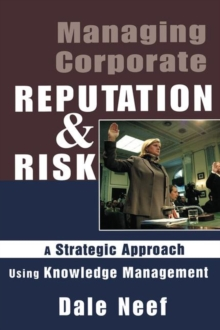 Managing Corporate Reputation and Risk, Paperback / softback Book