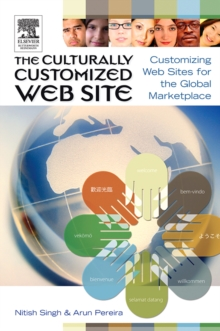The Culturally Customized Web Site, Paperback / softback Book