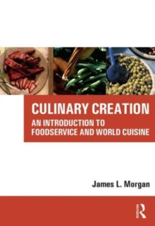 Culinary Creation, Paperback / softback Book