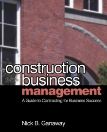 Construction Business Management, Paperback / softback Book
