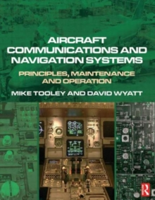 Aircraft Communications and Navigation Systems, Paperback Book