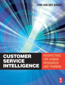 Customer Service Intelligence, Paperback Book