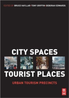 City Spaces - Tourist Places, Paperback / softback Book