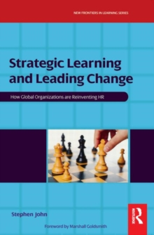 Strategic Learning and Leading Change, Paperback / softback Book